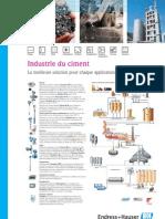 Poster Offre Ciment