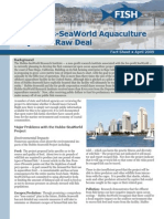 The Hubbs-SeaWorld Aquaculture Project