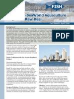 The Hubbs-SeaWorld Aquaculture Project