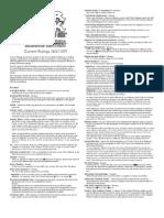 2E Star Trek CCG - Current Rullings Document 9-21-07