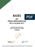 Bases Premio 2011