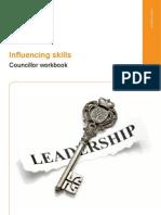 Influencing Skills Councillor Workbook 1