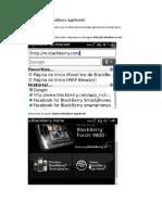 Descarga Del BlackBerry AppWorld