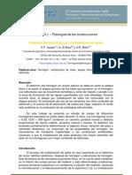 TÓPICO 1 – Patologías de las construcciones
