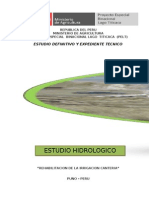 Est. Hidrologico Cantería