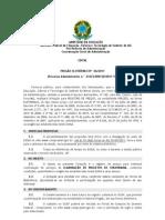EDITAL 062011 Elaboração de Projetos completo arq e comple