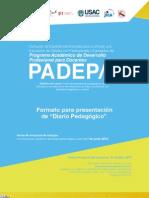 Diario PADEP Final
