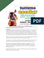 Viajes Turismo
