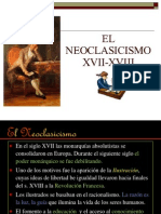 El Neoclasicismo - Moliere