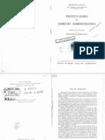 Renato Alessi - Instituciones de Derecho Administrativo - 1970 - Tomo i