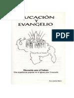 Educacion y Evangelio