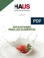 Haus Aplicaciones Para Los Alimentos Spanish