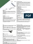 Caneta espiã manual em portugues