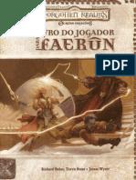 [traduzido] forgotten realms - livro do jogador para faerûn