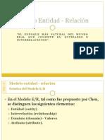 4. Modelo entidad - relación(1)