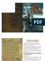 LotR TCG - 3- Realms of the Elf Lords Rulebook