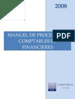 Manuel de Procedures Comptables Et Financieres - Tenor Distrib_2