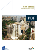 Indian Real Estate Industry Report 210708