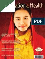 BODHI MEDITATION ENGLISH MAGAZINE_2012_VOL2_NO.2