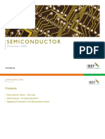 Indian Semiconductors Industry Presentation 060109