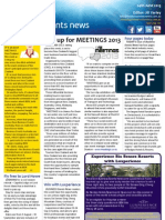 Business Events News for Mon 24 Jun 2013 - MEETINGS, Sydney integrated resort, Accor great race, Marriott, Taj and much more