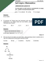 Solucionario – CEPREUNMSM – 2011-II – Boletín 5 – Áreas Academicas A, D y E