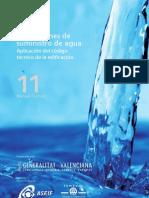 Guia Instalaciones de Suministros de Agua