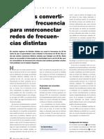 32-37m315 Los Modernos Convertidores de Frecuencia Interconectan Redes de Frecuencias Distintas