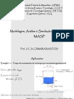 Apêndice I - Aplicações e Equações Constitutivas