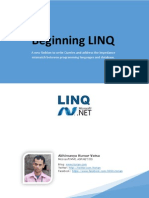 Beginning LINQ by Itorian.com