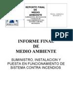 Informe Final de Medio Ambiente