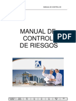 Manual de Control de Riesgos