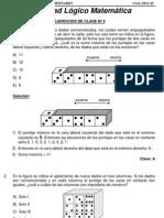 Solucionario – CEPREUNMSM – 2011-II – Boletín 9 – Áreas Academicas A, D y E