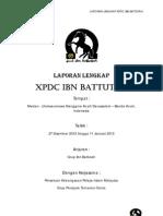 Laporan XPDC IBN BATTUTAH