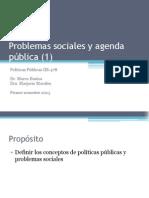 Problemas Sociales y Agenda Publica 1