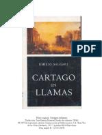 Salgari Emilio - Cartago en Llamas
