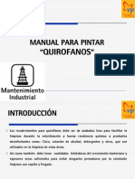 Manual para Pintar Quirófanos VE