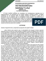 Solucionario – CEPREUNMSM – 2011-II – Boletín 14 – Áreas Academicas A, D y E