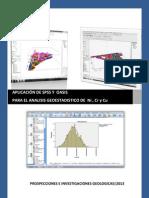 Prospeccion Geoquimica Del Ni, Cr y Cu