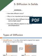 Ch 05-Diffusion in Solids