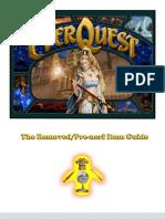 Eq Item Guide Revised