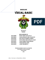 Makalah Visual Basic