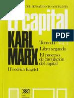 Karl Marx - El Capital Libro II Volumen IV (Siglo XXI)