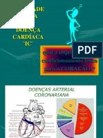 aula educação fisica IC e exercicio