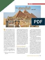 Articule - El Sentido de La Eternidad en El Antiguo Egipto - Carillo Rivera Alfonso