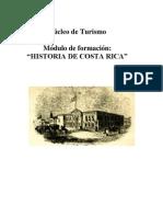 Historia Costa Rica