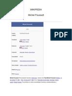Wikipedia Foucault