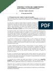 8.- Programa, Estrategia y Tactica