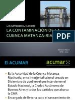 Contaminación de la CMR - Las Curtiembres y el Cromo