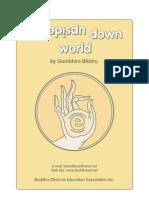 Buddhist UpSideDownWorld4Children